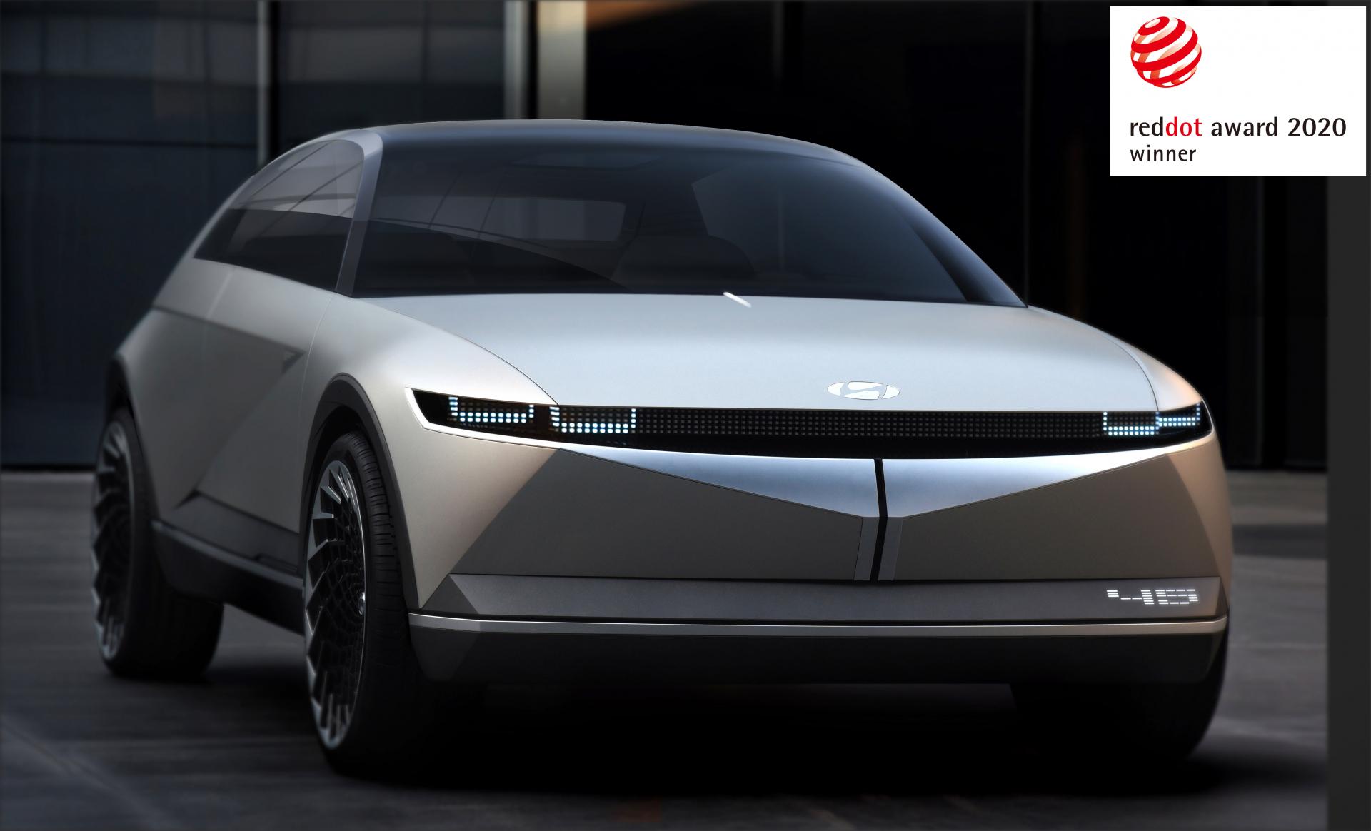 Компанія Hyundai Motor отримала три нагороди Red Dot Award 2020 за концептуальний дизайн   Богдан-Авто - фото 9