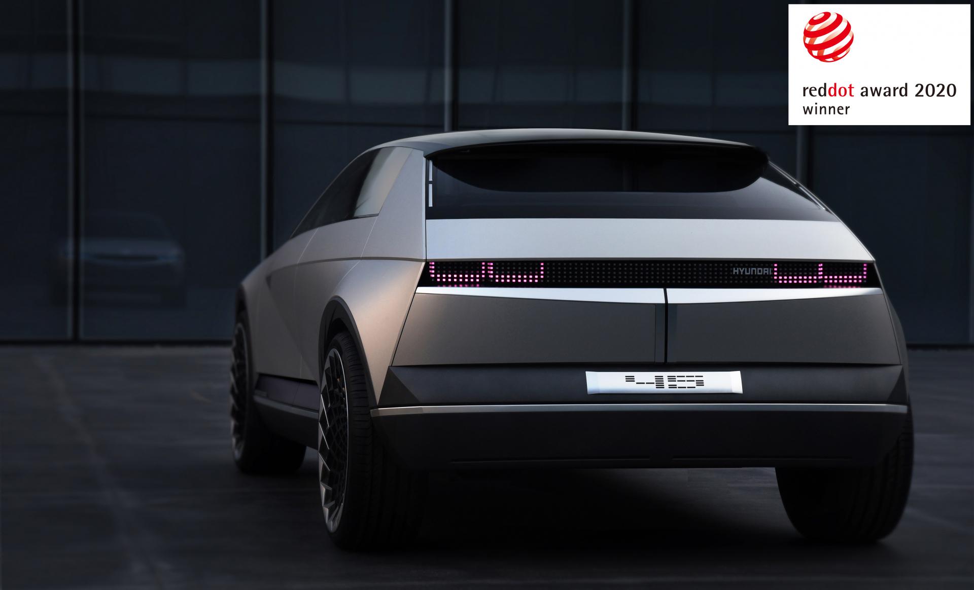 Компанія Hyundai Motor отримала три нагороди Red Dot Award 2020 за концептуальний дизайн   Богдан-Авто - фото 10