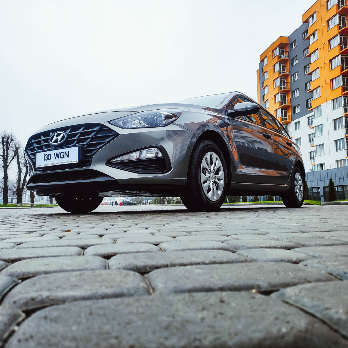 Hyundai i30 WGN за спеціальними цінами! | Хюндай Мотор Україна - фото 13