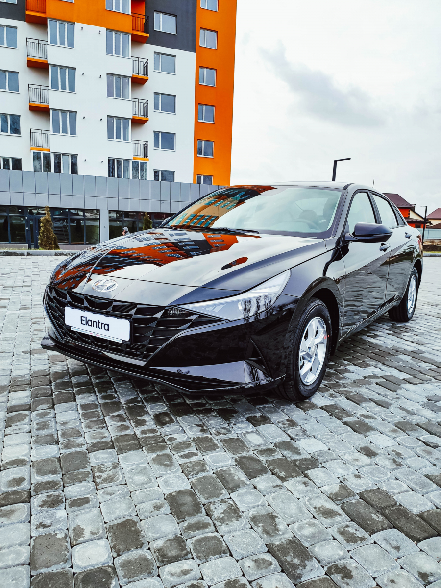Поставте під сумніви старі правила разом з Hyundai New Elantra! | Хюндай Мотор Україна - фото 18