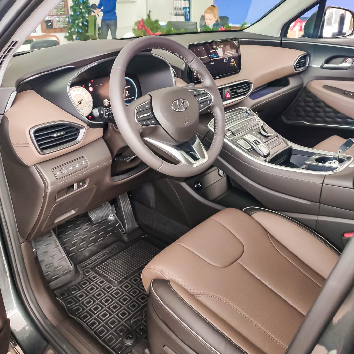 Якби комфорт і розкіш можна було б описати - це був би Hyundai Santa Fe! | Хюндай Мотор Україна - фото 9