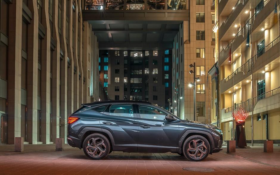Тест-драйв Hyundai Tucson: Порушник спокою | Богдан-Авто - фото 28
