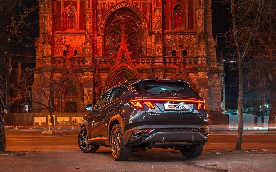 Тест-драйв Hyundai Tucson: Порушник спокою | Богдан-Авто - фото 27