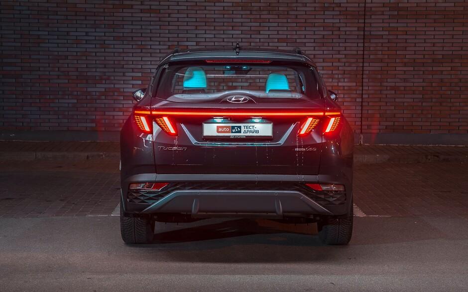 Тест-драйв Hyundai Tucson: Порушник спокою | Богдан-Авто - фото 25