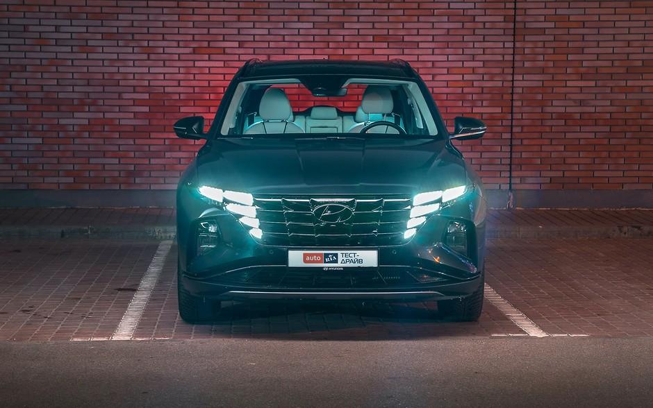 Тест-драйв Hyundai Tucson: Порушник спокою | Богдан-Авто - фото 24