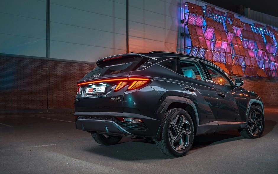 Тест-драйв Hyundai Tucson: Порушник спокою | Богдан-Авто - фото 23