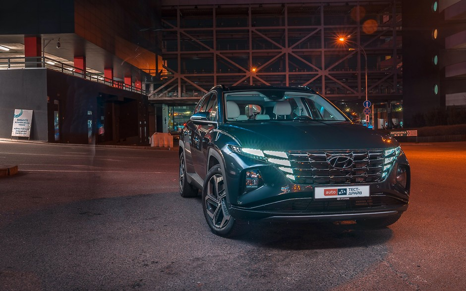 Тест-драйв Hyundai Tucson: Порушник спокою | Богдан-Авто - фото 22
