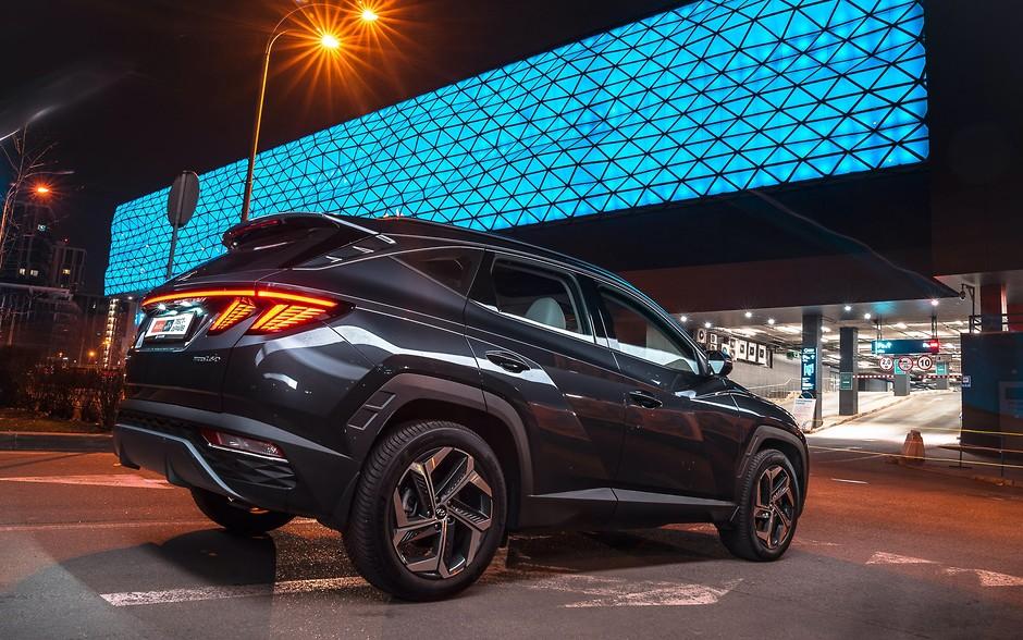 Тест-драйв Hyundai Tucson: Порушник спокою | Богдан-Авто - фото 21
