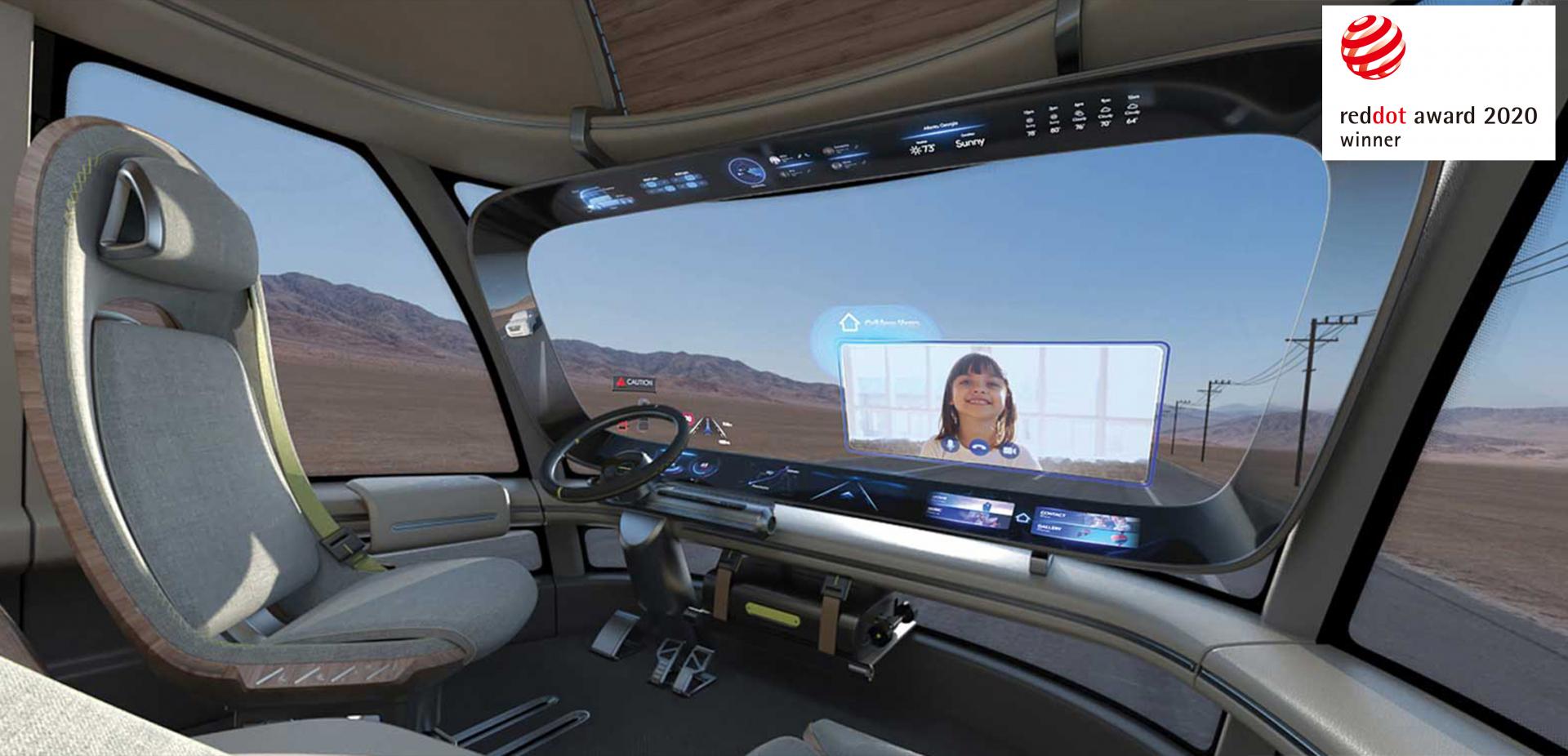 Компанія Hyundai Motor отримала три нагороди Red Dot Award 2020 за концептуальний дизайн   Богдан-Авто - фото 12