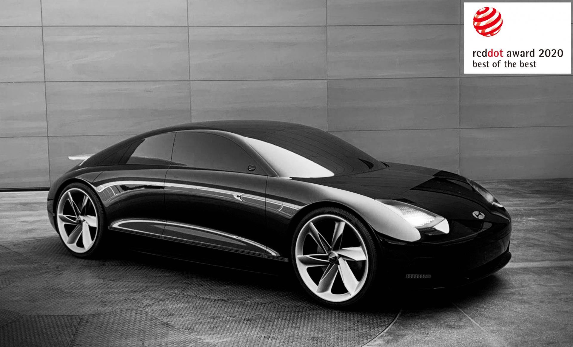 Компанія Hyundai Motor отримала три нагороди Red Dot Award 2020 за концептуальний дизайн   Богдан-Авто - фото 14