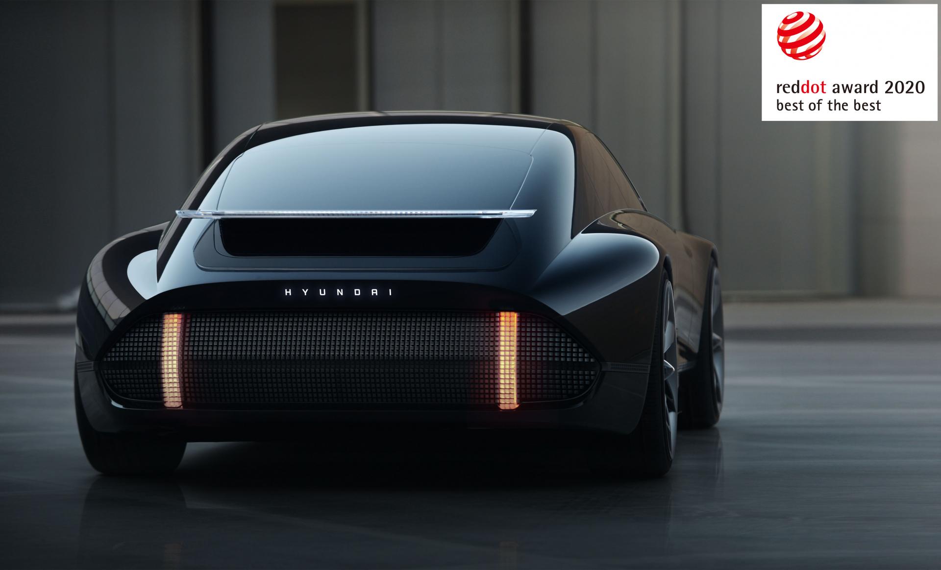 Компанія Hyundai Motor отримала три нагороди Red Dot Award 2020 за концептуальний дизайн   Богдан-Авто - фото 13
